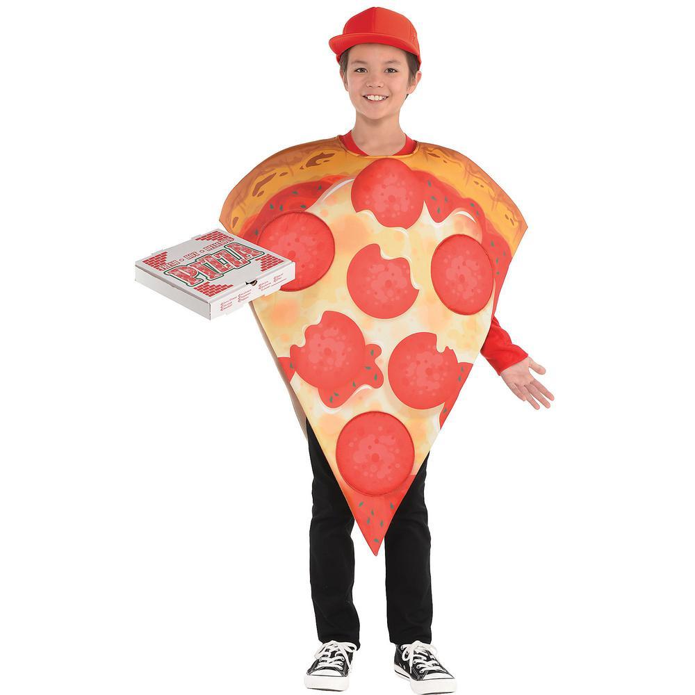 Funny Kids Halloween Costumes.Kid S Pizza Halloween Costume Standard