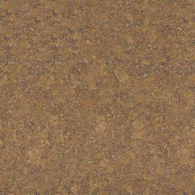 4 ft. x 8 ft. Laminate Sheet in Jeweled Coral with Premium Quarry Finish