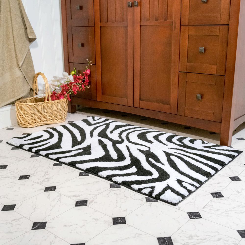 Chesapeake Merchandising Zebra Black