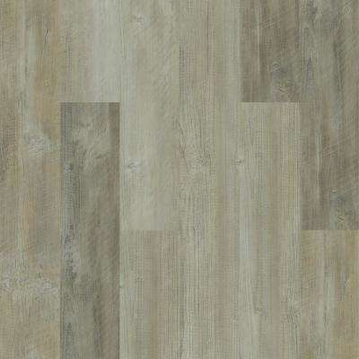 Take Home Sample - Pinecrest Quarry Click Resilient Vinyl Plank Flooring - 5 in. x 7 in.