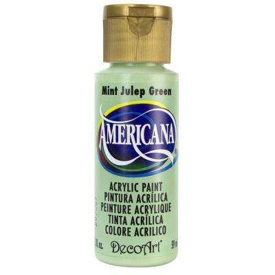 Americana 2 oz. Mint Julep Green Acrylic Paint