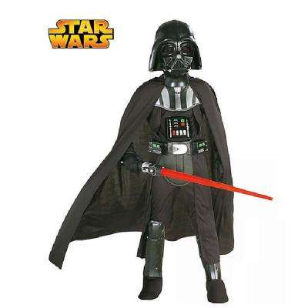 Deluxe Darth Vader Child Costume