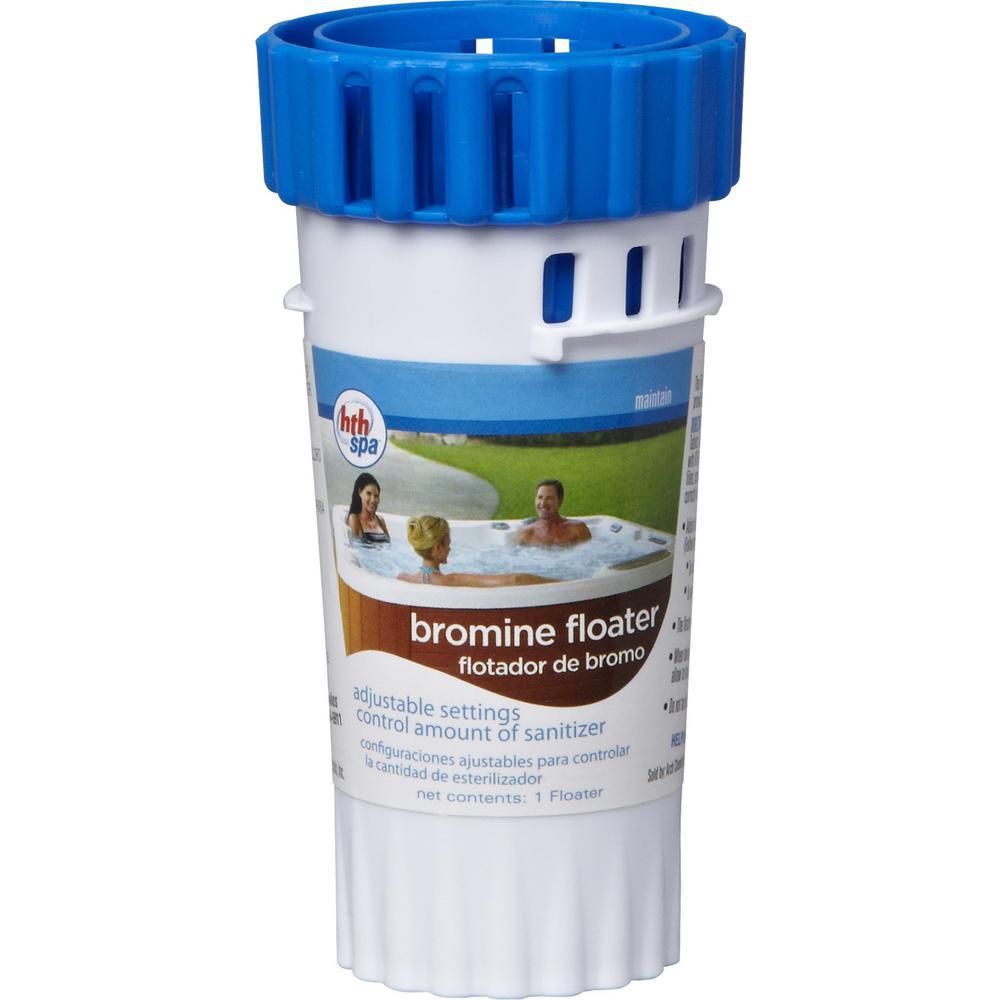 HTH Spa Bromine Tablet Floater