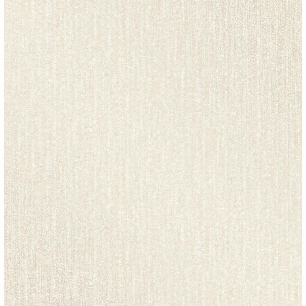 Joliet Off-White Geometric Texture Wallpaper Sample