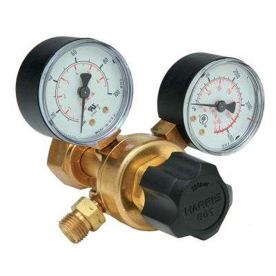 3/16 in. Regulator with Gauges