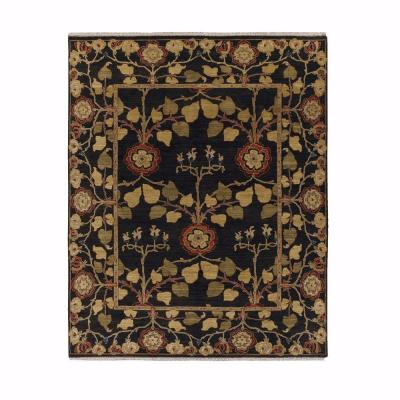 Patrician Java 8 ft. x 11 ft. Area Rug