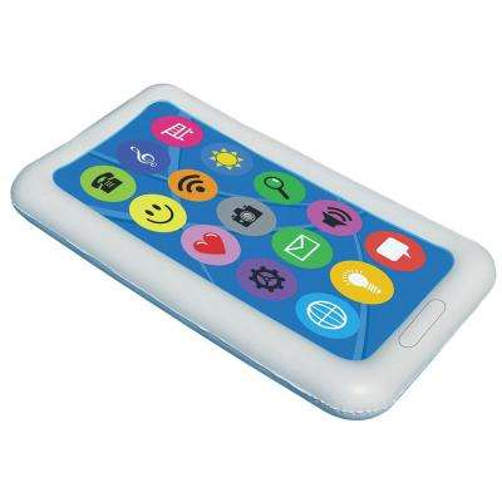 68.5 in. x 38 in. Smart Phone Pool Float