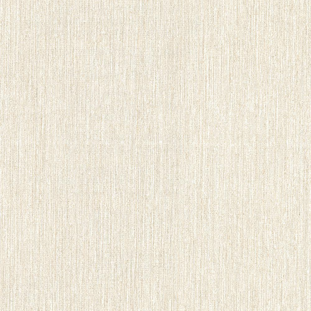 Barre Off-White Stria Off-White Wallpaper Sample