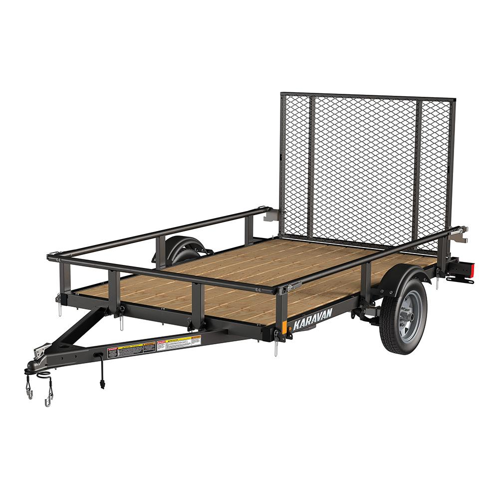 Terrific Karavan 1483 Lbs Payload Capacity Landscape Trailer Khd 2000 60 8 Wiring Digital Resources Talizslowmaporg