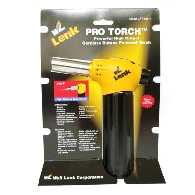 High Output Professional Torch