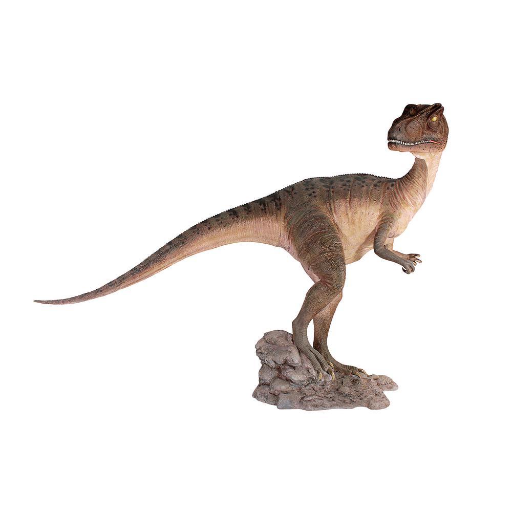 Design Toscano 29 5 In H Prehistoric Pteranodon Dinosaur Statue Ne140025 The Home Depot