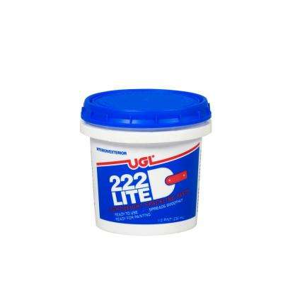 0.5 pt. 222 Lite Spackling Paste (2-Pack)