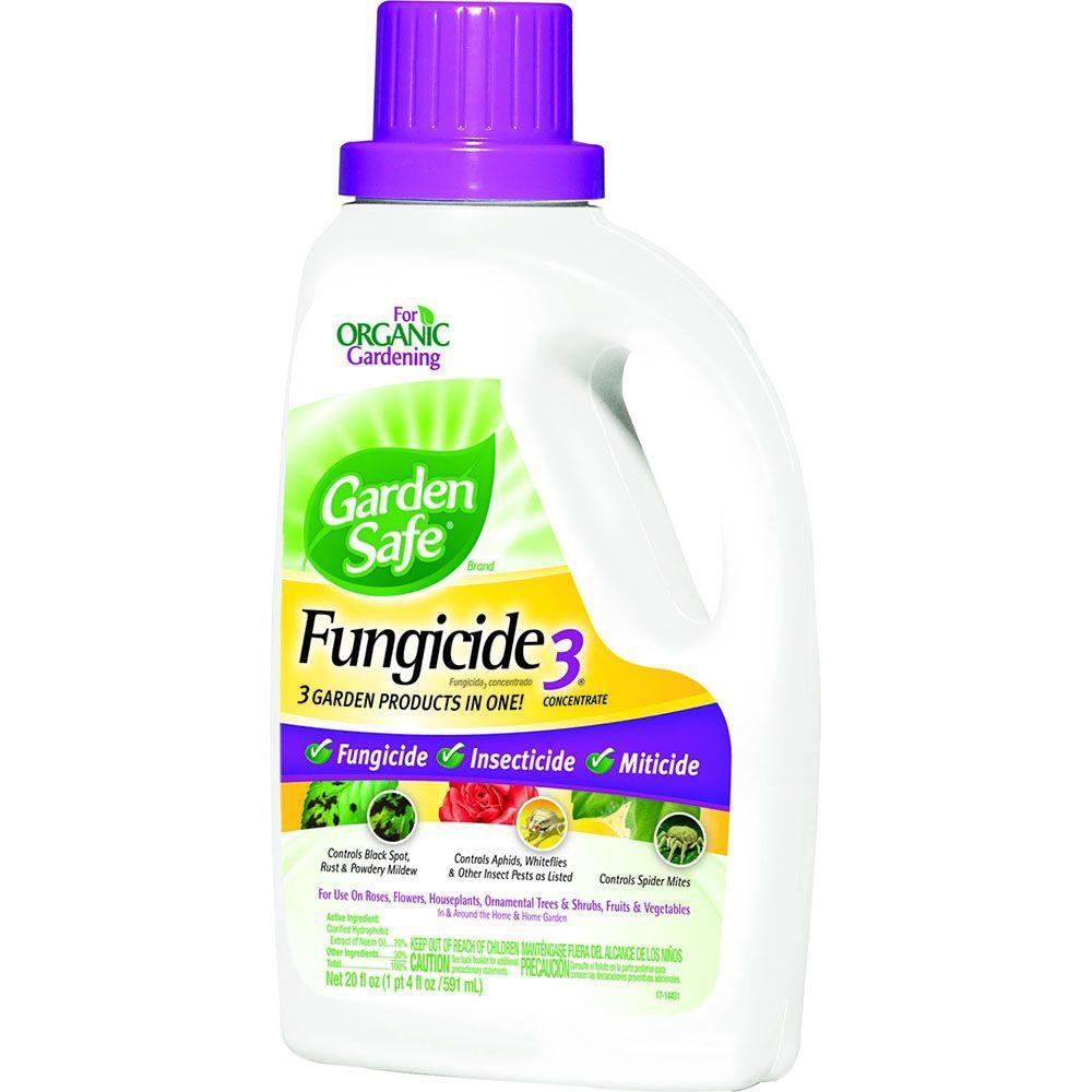20 fl. oz. Fungicide 3 Concentrate