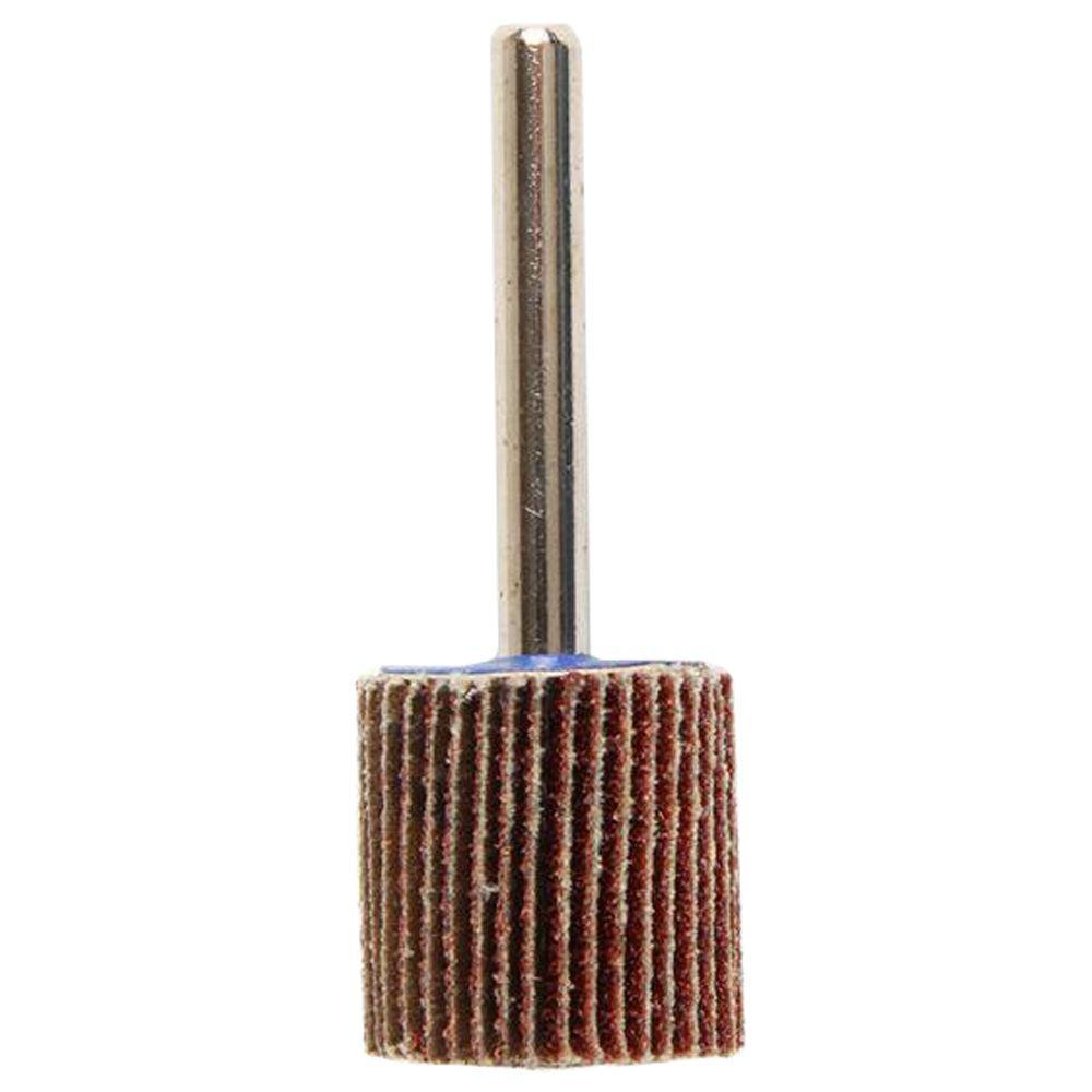 1 in. x 1 in. 60-Grit MTD Flap Wheel