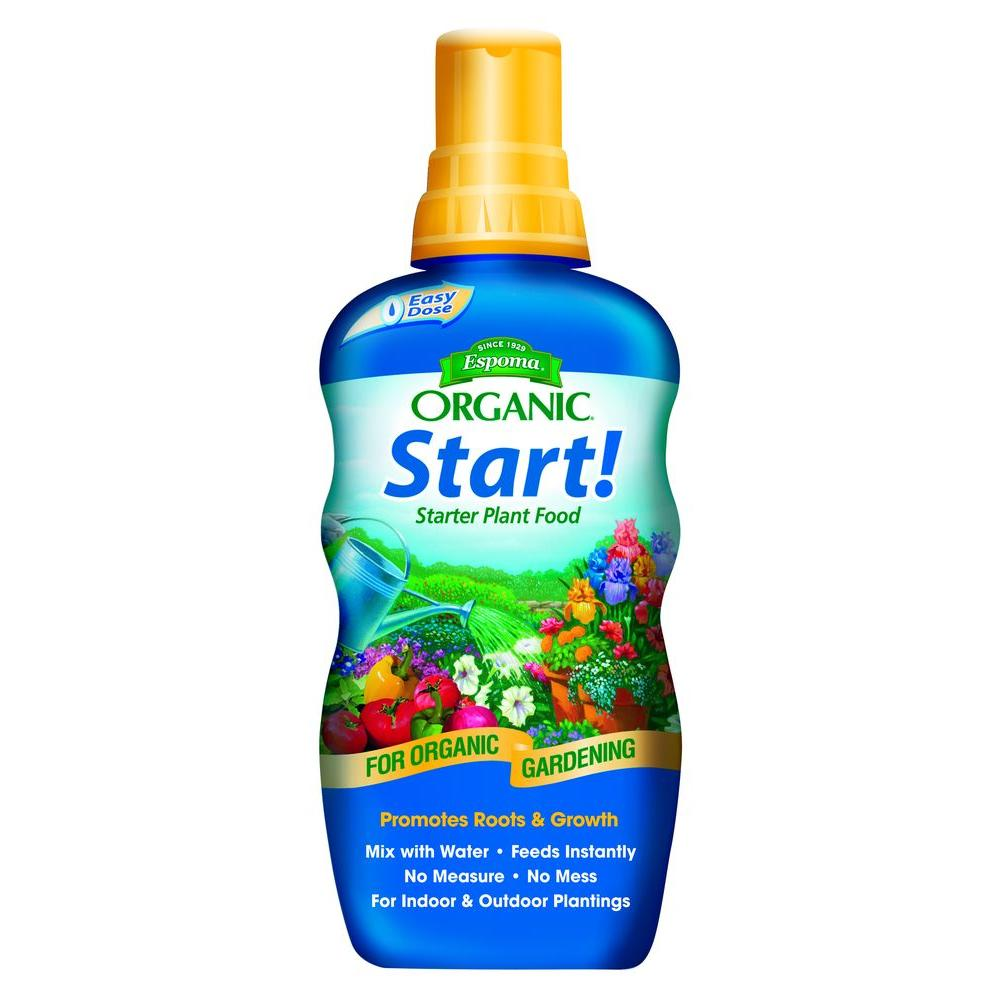 Start 24 oz. Liquid Plant Food
