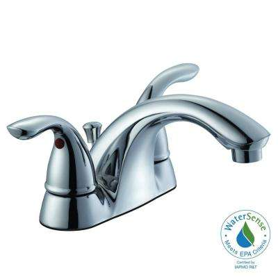 Centerset Bathroom Sink Faucets - Bathroom Sink Faucets - The Home Depot