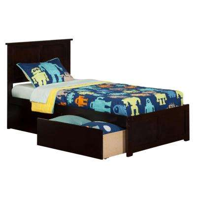 Madison Twin Platform Bed ...