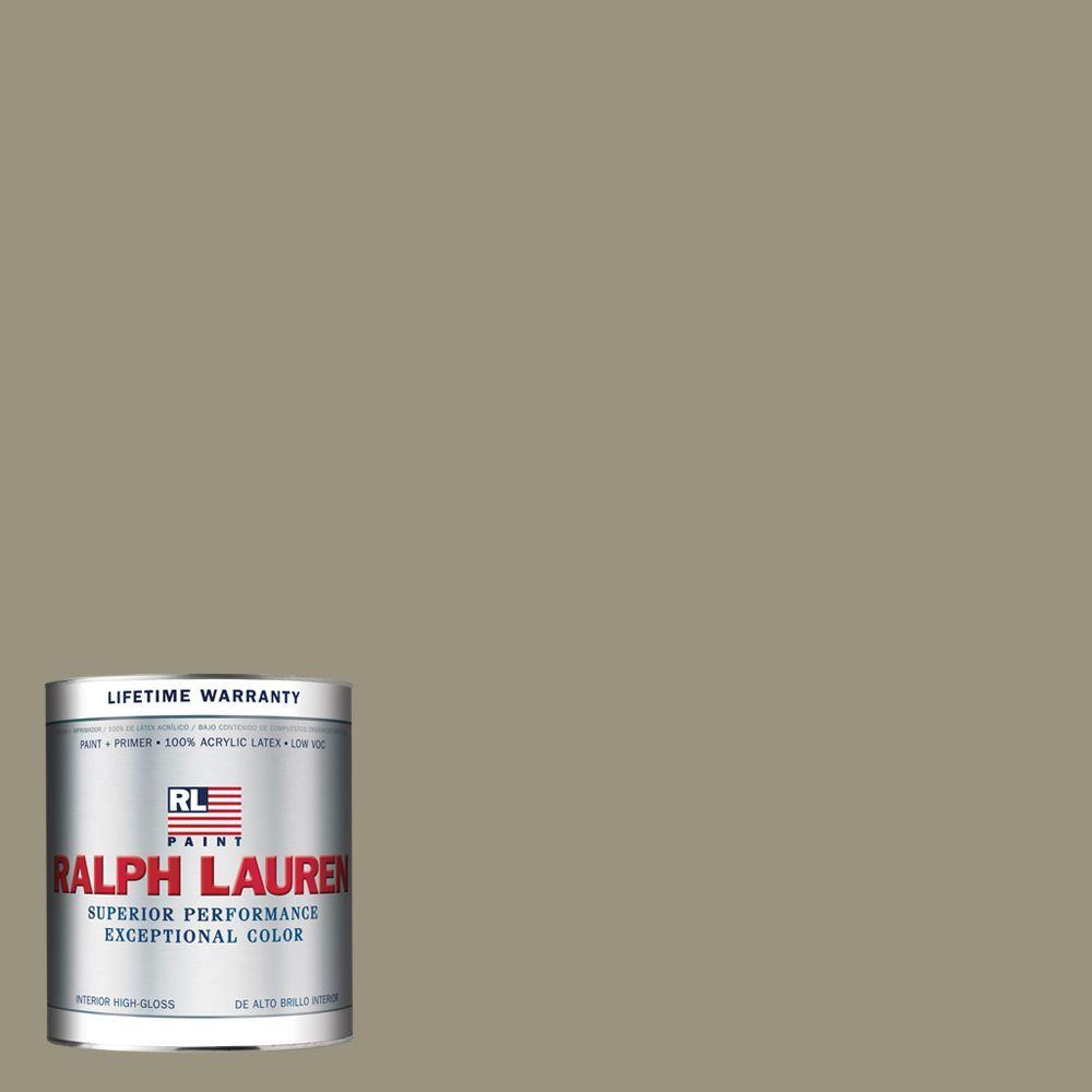 Ralph Lauren 1-qt. Match Safe Hi-Gloss Interior Paint
