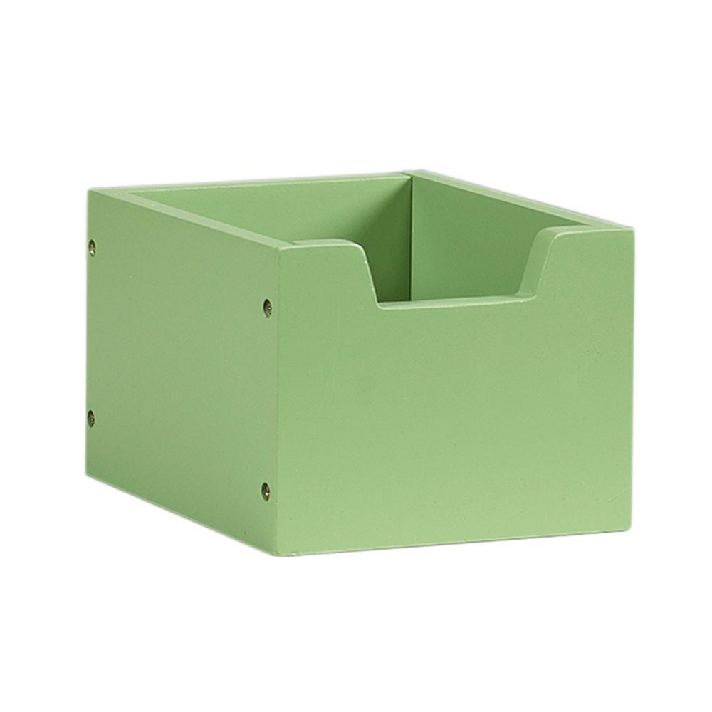 Martha Stewart Living Rhododendron Leaf Craft Space Small Cubby Drawer