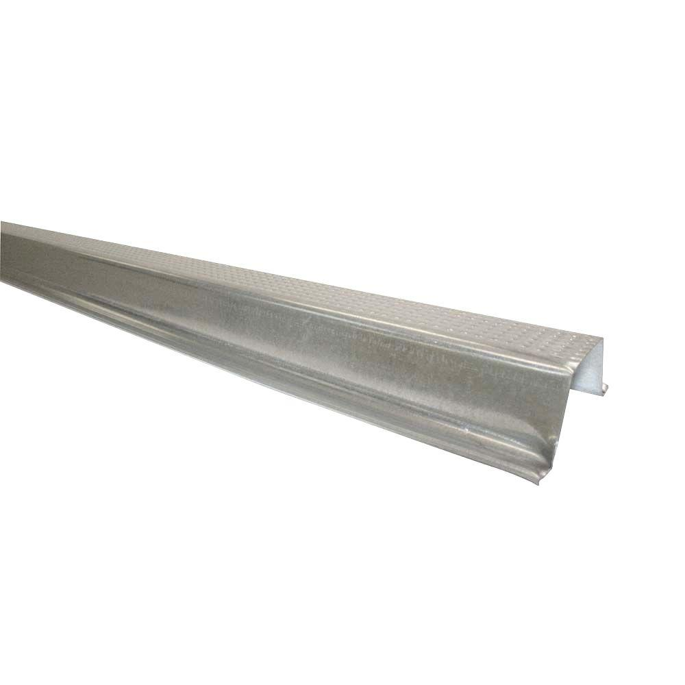 Home Depot Steel Framing : Gibraltar building products ft galvanized steel high