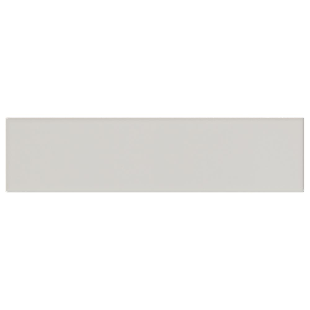 Daltile finesse cool grey 2 in x 8 in ceramic wall tile 88 sq daltile finesse cool grey 2 in x 8 in ceramic wall tile 88 dailygadgetfo Choice Image