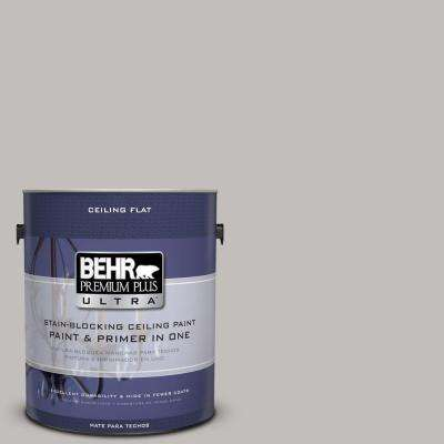 1-Gal. No.UL260-11 Ceiling Tinted to Natural Gray Interior Paint