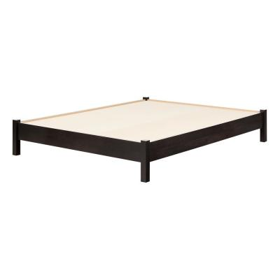 Tassio Ebony Queen Bed