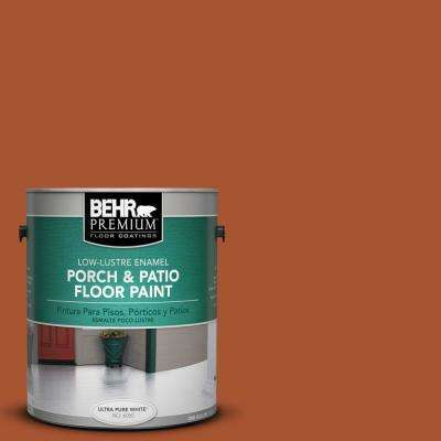 1 gal. #SC-136 Royal Hayden Low-Lustre Porch and Patio Floor Paint