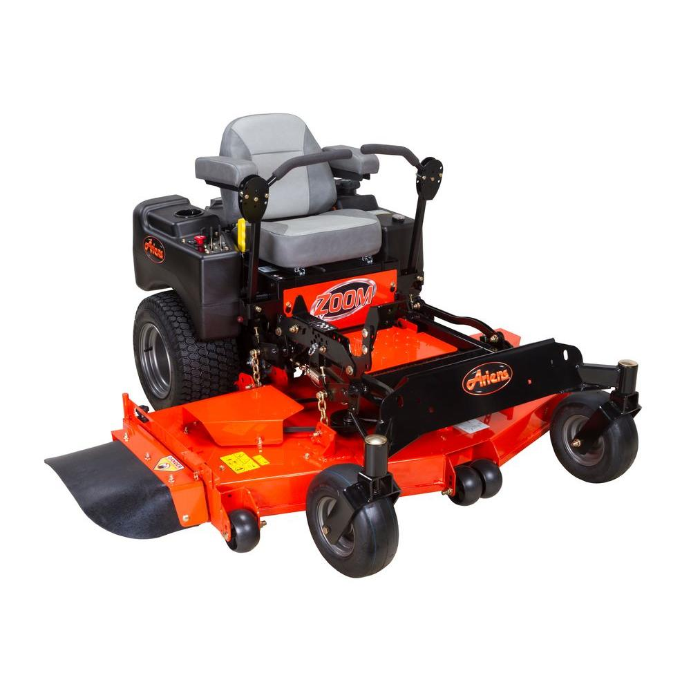 ariens max zoom 60 in 25 hp kohler 7000 series pro v twin zt3100 rh homedepot com