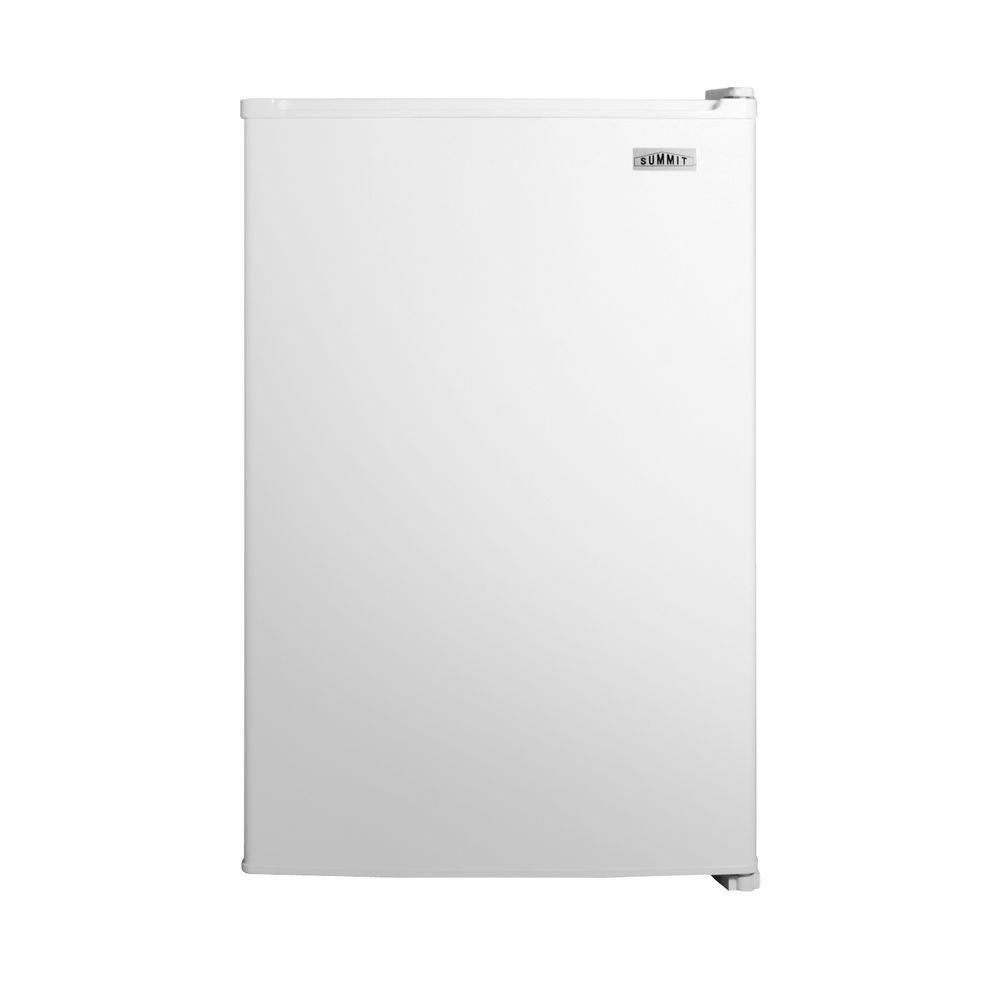 Summit Appliance 5 cu. ft. Upright Freezer in White