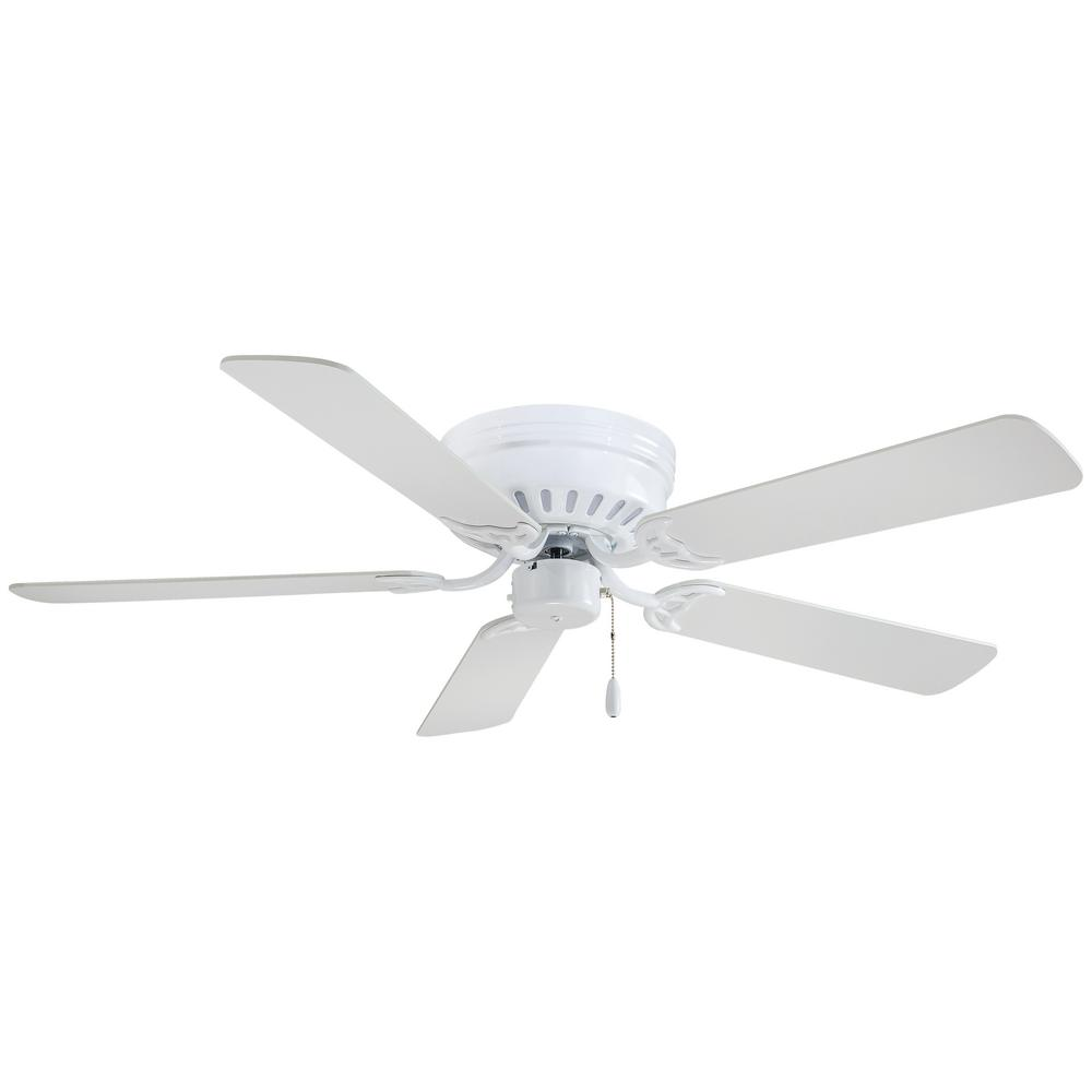 Minka-Aire Mesa 52 in. Indoor White Ceiling Fan