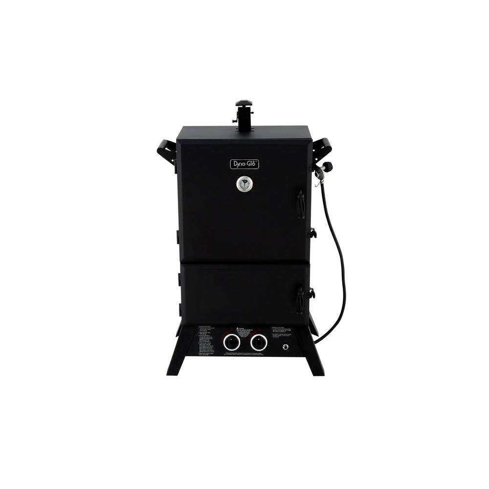 36 in. W Body LP Gas Smoker