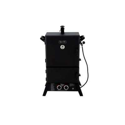 36 in. Wide Body LP Gas Smoker