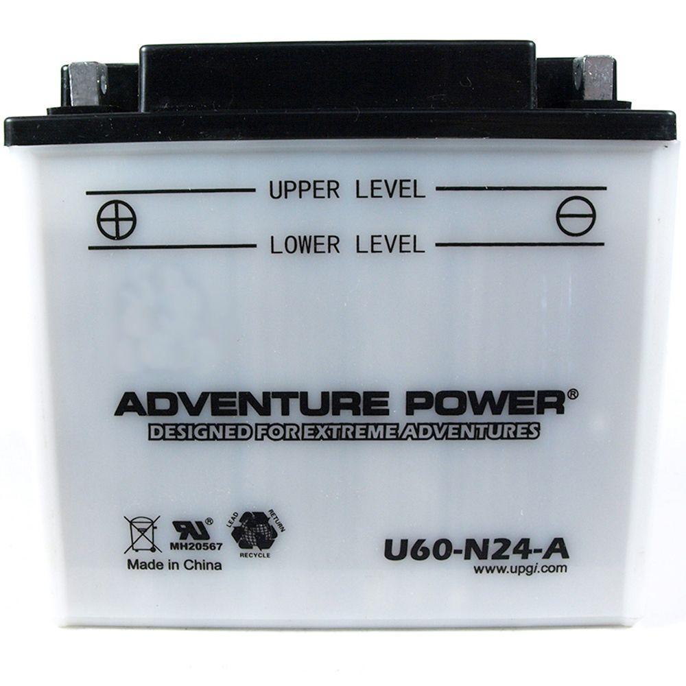 Conventional Wet Pack 12- Volt 28 Ah Capacity J Terminal Battery