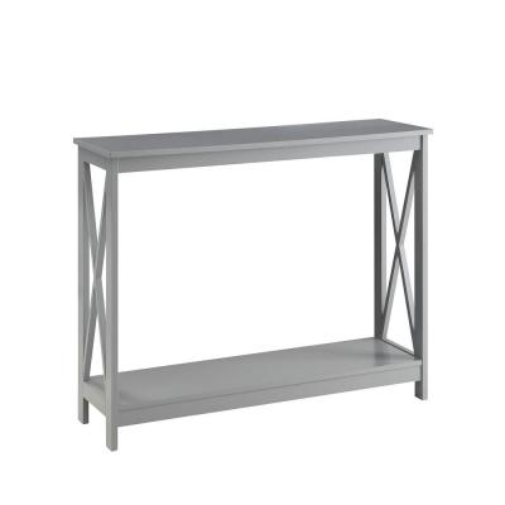 Oxford Gray Console Table