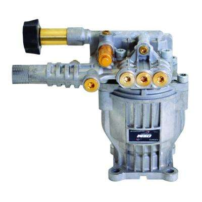 OEM Technologies 8.6CAH12A 3,000 psi 2.4 GPM Axial Cam Horizontal Pump with Aluminum Head