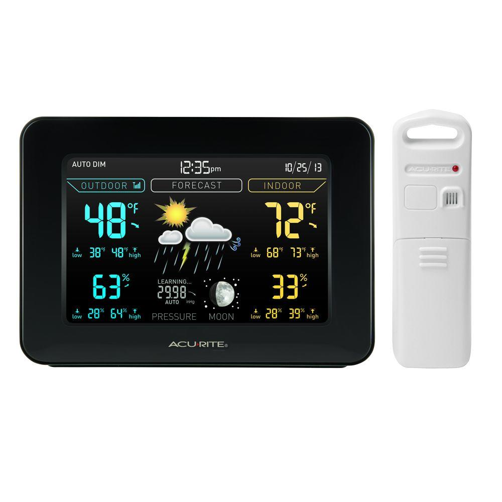 AcuRite Color Weather Station