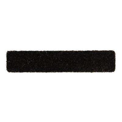 Stick 'n Step 2-3/4 in. x 14 in. Black Heavy-Duty Anti Skip Adhesive Strip