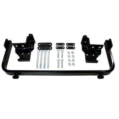Snow Plow Custom Mount for Jeep Cherokee 1984-2002 and Jeep Comanche Pickup 1986-1992 and Jeep Wagoneer 1984-1990