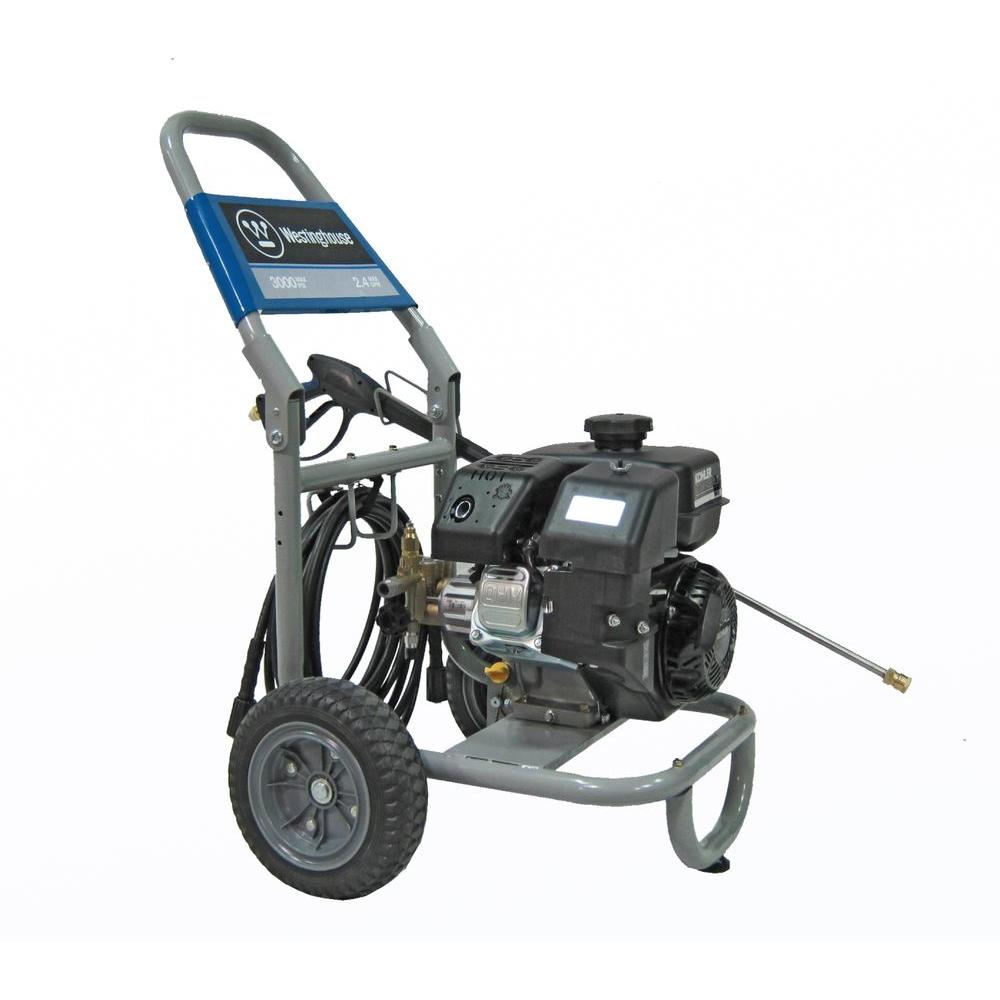 Westinghouse 3000-PSI 2.3-GPM 196 cc OHV Gas Pressure Washer