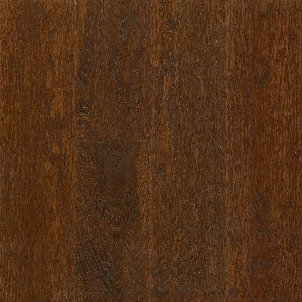 American Vintage Highland Trail Oak 3/8 in. T x 5 in. W x Random L Engineered Scraped Hardwood Flooring (25sq. ft./case)