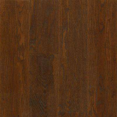 American Vintage Highland Trail Oak 3/4 in. T x 5 in. W x Random Length Solid Scraped Hardwood Flooring(23.5sq.ft./case)