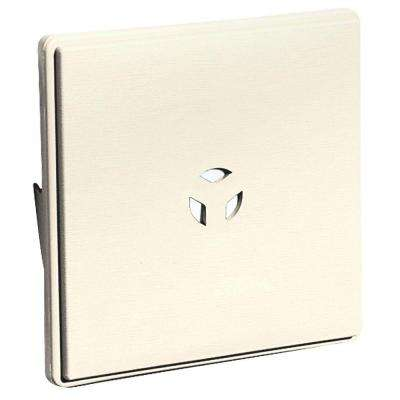 6.625 in. x 6.625 in. #021 Sandstone Beige Dutch Lap Surface Universal Mounting Block