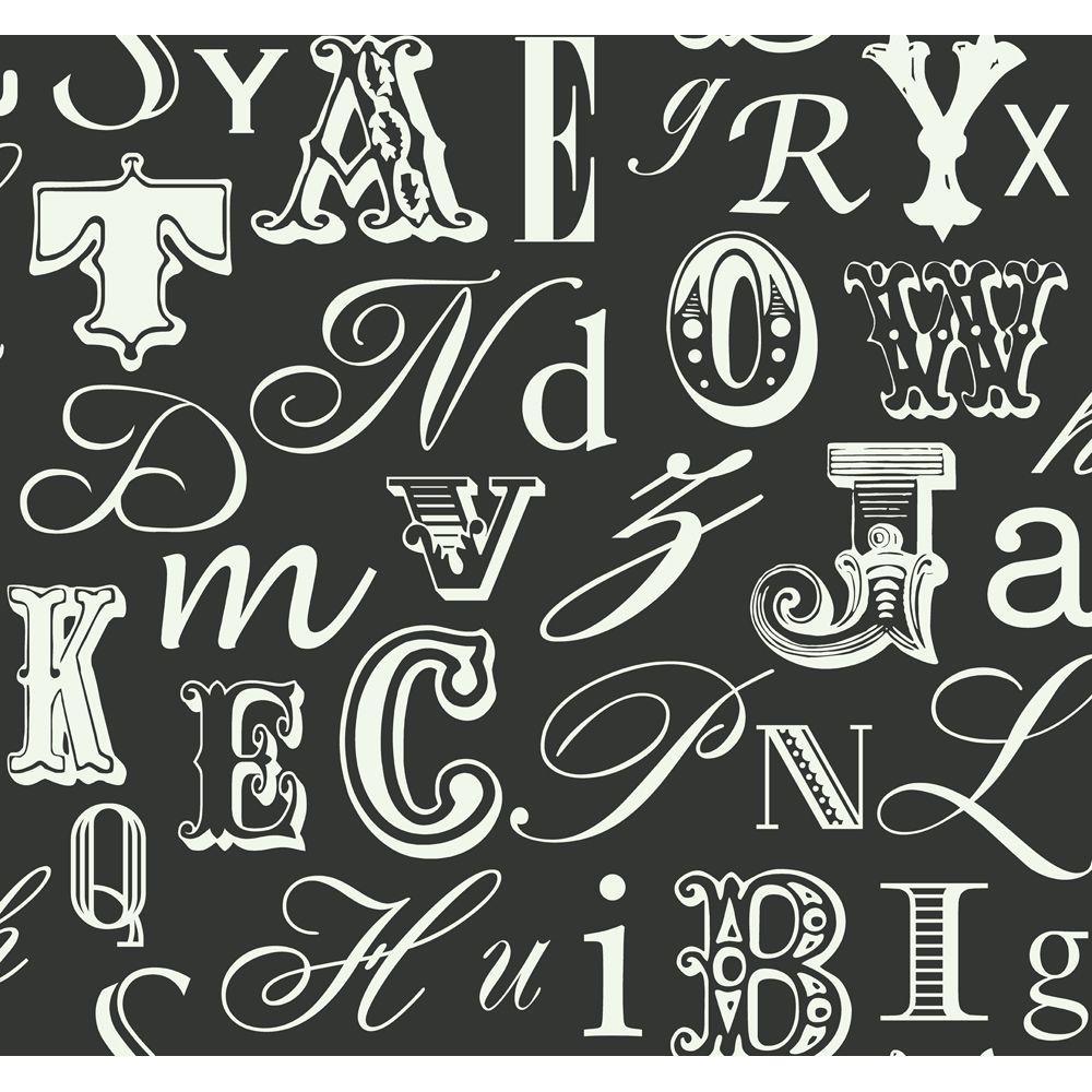 Word Play Wallpaper