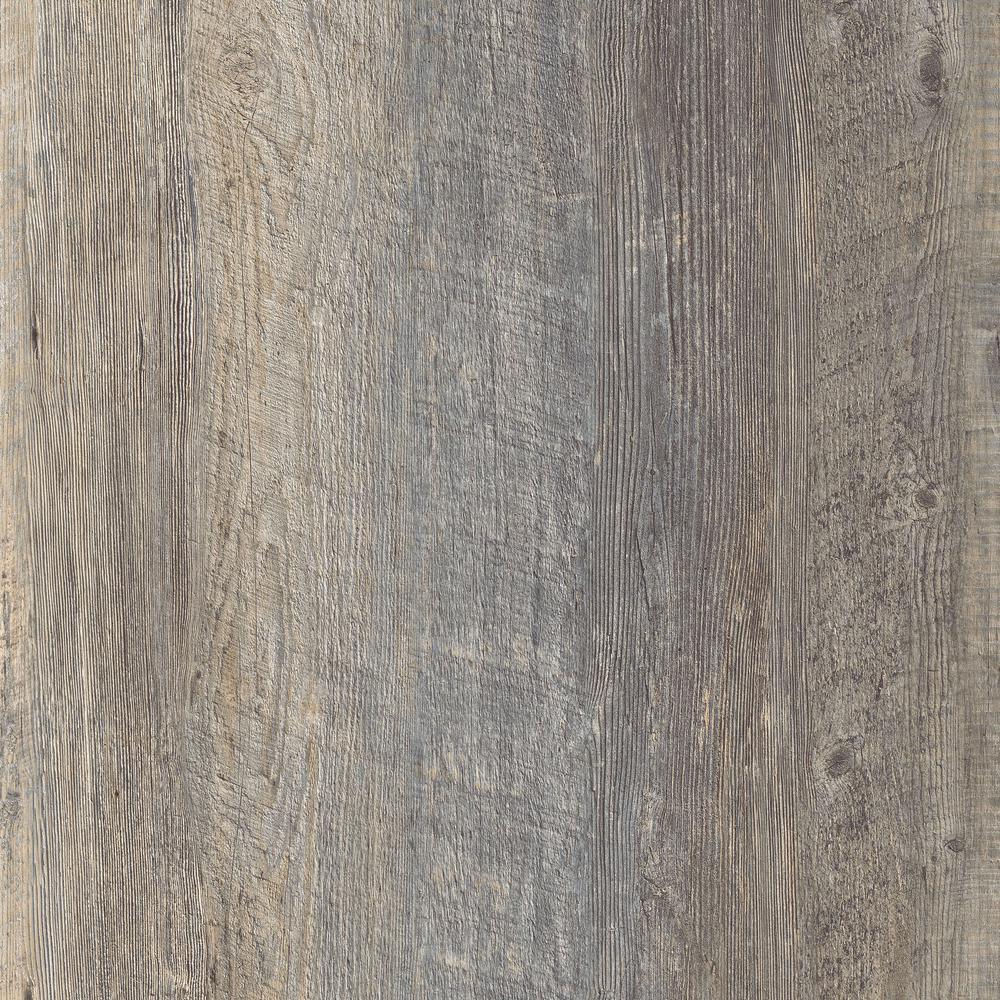 Take Home Sample - Tekoa Oak Luxury Vinyl Flooring - 4 in. x 4 in.