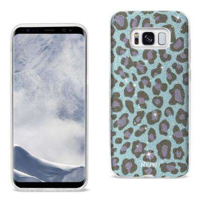 Galaxy S8 Edge Design Case in Blue