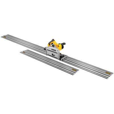6-1/2 in. Track Saw Kit with 59 in. and 102 in. Tracks