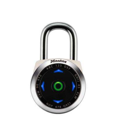 2-1/16 in. Dial Speed Digital Set Your Own Combination Lock