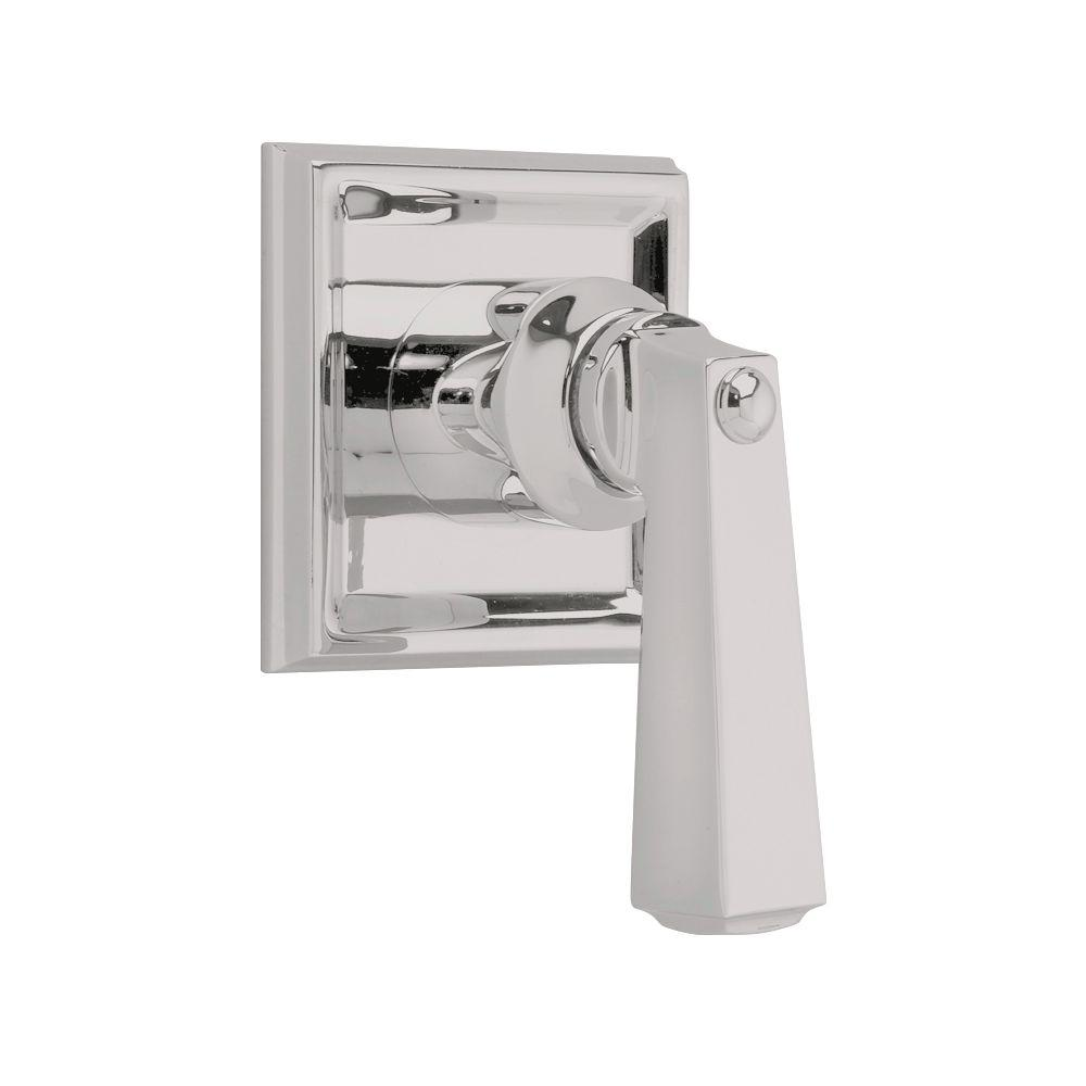 American Standard Town Square 1-Handle On/Off Volume Control Valve Trim Kit in Brushed Nickel (Valve Not Included)