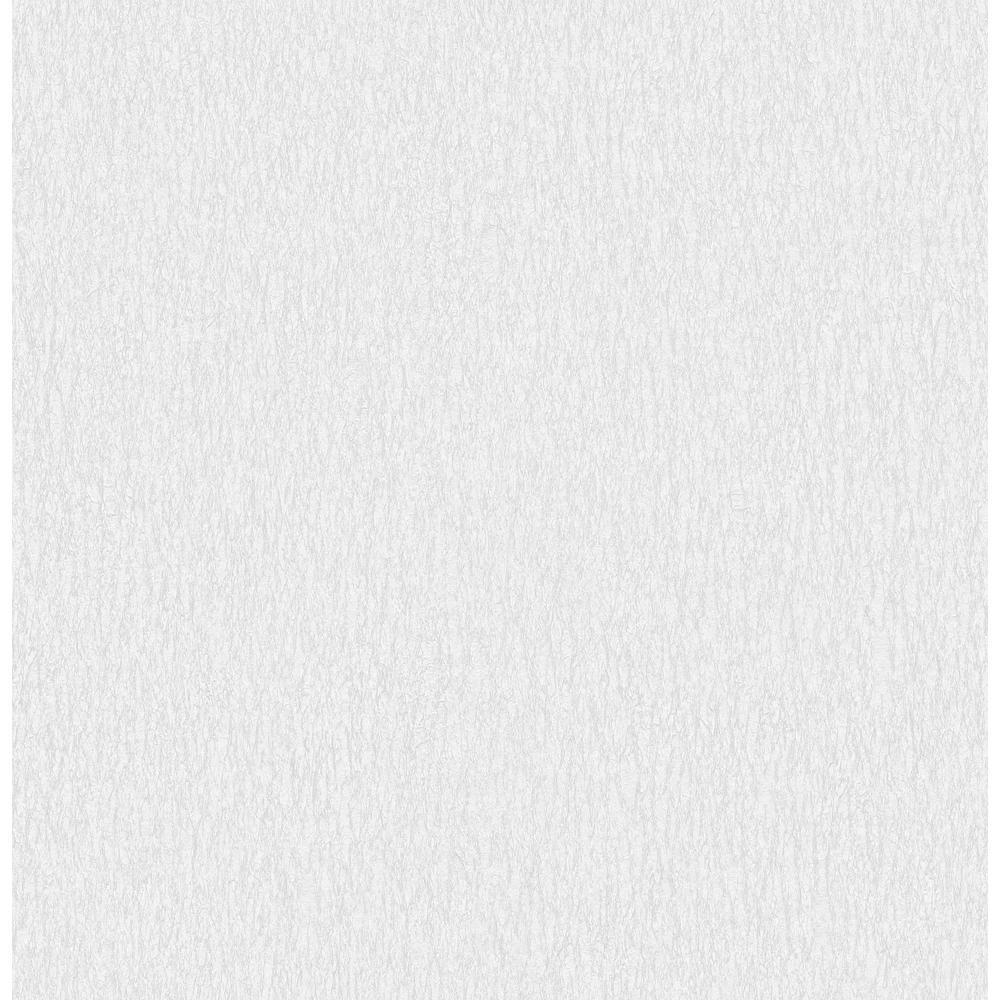 Antoinette White Distressed Texture Wallpaper